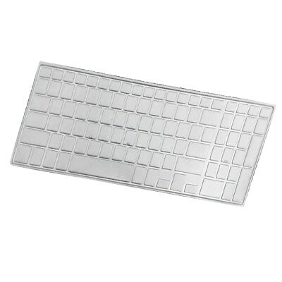 1Pcs Dustproof Keyboard Cover Skin Protector for Dell CR 15.6''