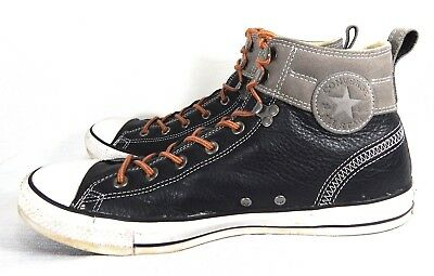 d03f26ace38fb5 Converse Chuck Taylor All-Star High Top Sneaker Men s 12 Black Leather Suede