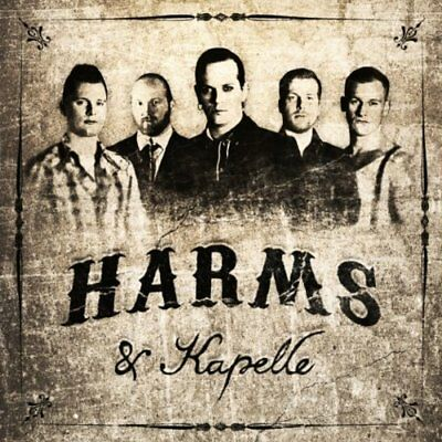 HARMS & KAPELLE Meilenstein CD 2014 (LORD OF THE LOST)