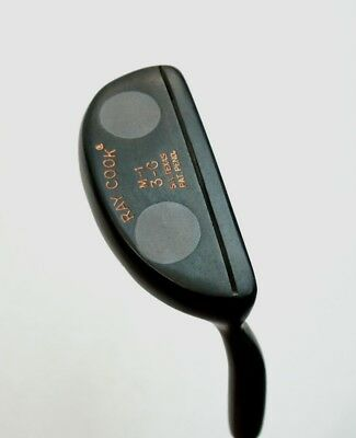 Black Oxide Ray Cook M-1 3-G Putter