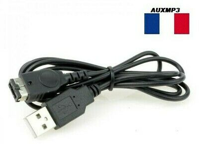 Cable de charge USB chargeur pour Nintendo DS / Game Boy Advance SP charge power