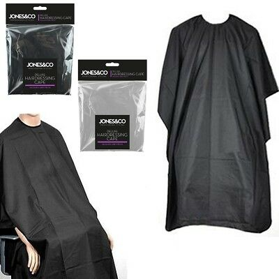LARGE PROFESSIONAL QUALITY HAIR CUTTING CAPE Barber Hairdresser Salon Gown Cover