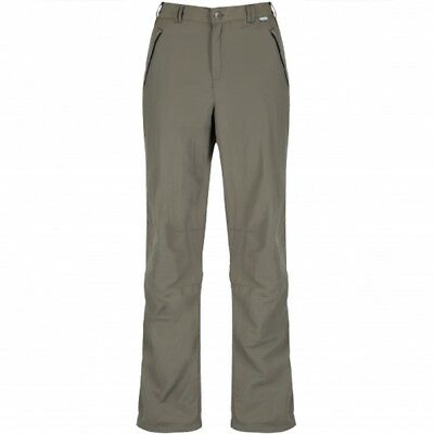 Regatta Womens Chaska Quick Drying Lightweight Water Resistent Trousers
