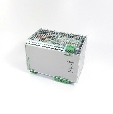 Phoenix Contact Quint-Ps/1Ac/24Dc/40 -Used- Power Supply; 2866789
