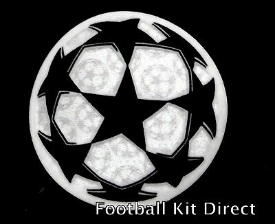Official Champions League starball Football Shirt Patch/Badge 2008/2017