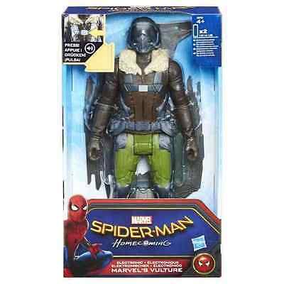 Spider Man Homecoming Electronic Marvel's Vulture Electronic Figure *BRAND NEW*