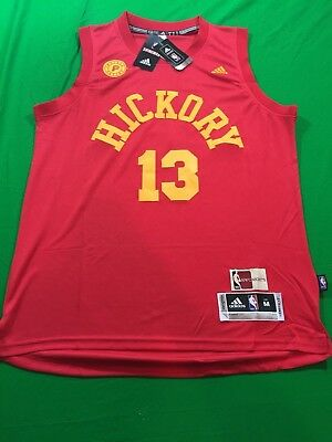 5832ce746d7 clearance nba adidas hardwood classics climacool team throwback player swingman  jersey men f4f8e 142eb  new zealand paul george 13 indiana pacers hickory  ...