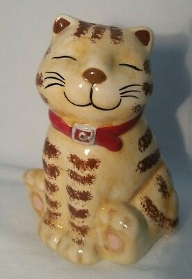 GKAO Ceramic Cat Salt Shaker