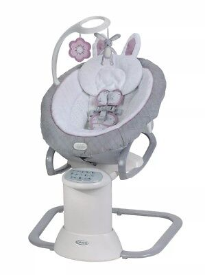 Graco Baby EveryWay Multi Use Swing Soother with Removable Rocker Swing NEW.