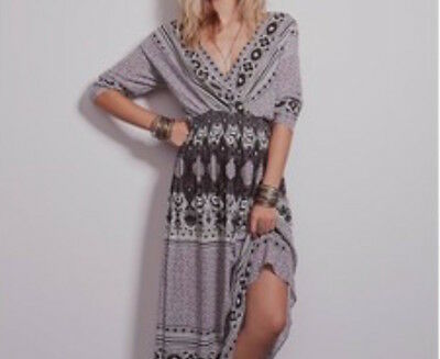 892ee7673d3e FOR LOVE & Lemons Free People Exclusive Sierra Mini Floral Cut Out ...