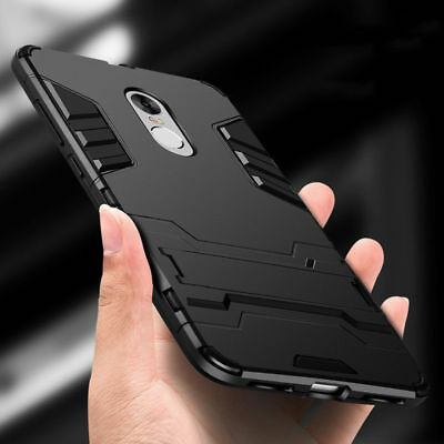 For Xiaomi Redmi Note 4X TPU Armor Case Shockproof Rugged Protective Back Cover