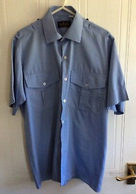 Men's RAF Shirt - Size 15.5 Inch Collar