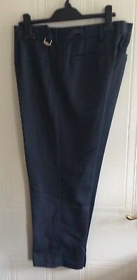 Men's Original RAF Trousers - Size 32 Waist - Overall Length Waist - Hem - 37