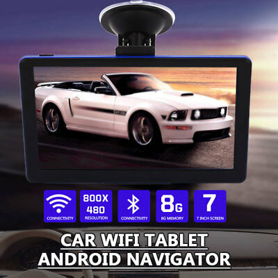 7 Inch Surf The Internet Android Truck Navigator GPS Navigator Game Player