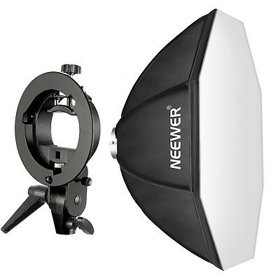 """Neewer 32"""" Octagonal Flash Softbox with S-Type Bracket Holder for Nikon Canon"""
