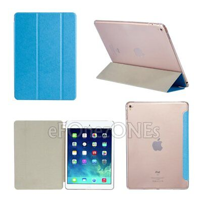 New Smart Magnetic Leather Stand Case Cover for iPad 2 3 4 Air Mini Pro 9.7/12.9