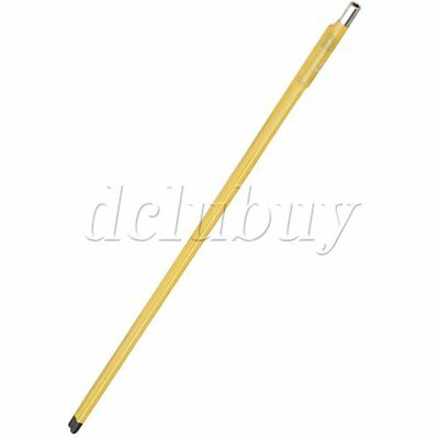 Double Style Steel Truss Rod 300x7.5mm for Guitar Yellow Luthier Tool