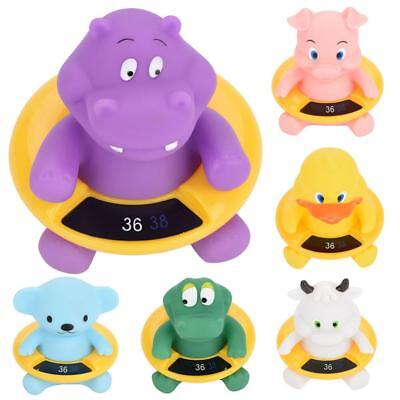 Baby Infant Bath Tub Water Temperature Tester Cute Animal Shape Thermometer Toy