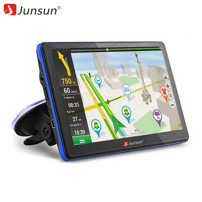 GPS Navigation For Professional Drivers Navigator System 7 inch HD
