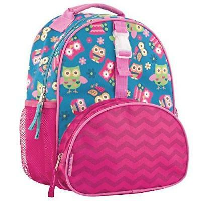 Stephen Joseph All Over Print Mini Backpack, Owl