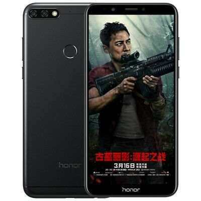 5.99 pouce Huawei Honor 7C Octa Core 3+32Go Android 8.0 4G Smartphone 2*Camera
