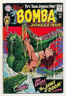 Bomba the Jungle Boy (1967) #1 FN