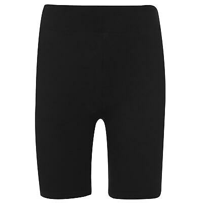 Crafted Cycling Shorts Youngster Girls Leggings Pants Trousers Bottoms