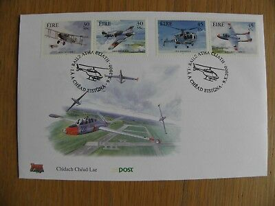 Ireland Eire - 2000 Military Aviation First Day Cover FDC