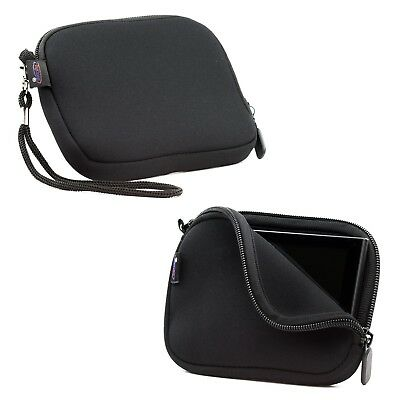 Case Cover Sleeve For 7 Inch Sat Nav 7'' GPS Digicharge Bag 21 x 13 x 2.5cm