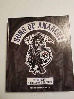 sons of anarchy the official collector's edition book