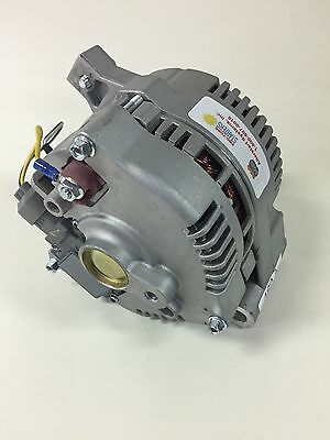 65-85 FORD MUSTANG 3G HIGH OUTPUT SMALL CASE1 ONE WIRE ALTERNATOR 160A 1V PULLEY