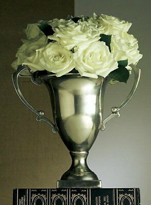 Antique Silver Trophy Vase