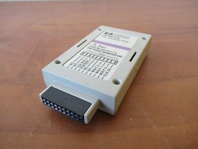 HP Hewlett-Packard 10460A TTL Clock Pod for 200M Pattern Generator #6913 F