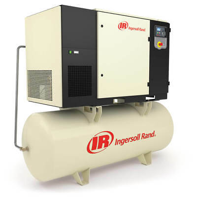 Ingersoll Rand UP6S-30-125 460V 120-Gallon 3-Phase 125-Psi 30-Hp Air Compressor