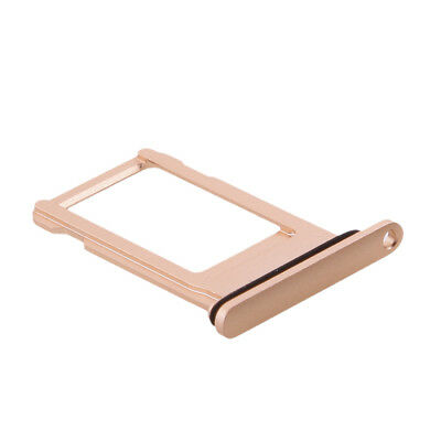 SIM Card Tray Slot Holder Repair Replacement Multi-color for iPhone 8Plus