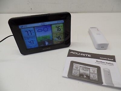 ACURITE WEATHER STATION 02077-RX