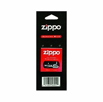 1 Individual Zippo Replacement Wick Pack