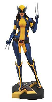 Marvel Gallery X-23 as Wolverine PVC Diorama Figure