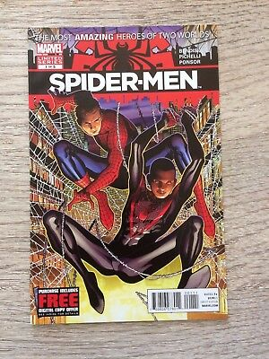 Marvel Comics - Spider-Men 1 of 5  (2012)
