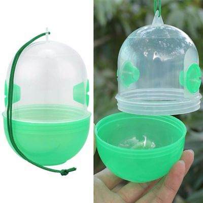 Outdoor Hanging Insect Hornet Wasp Fly Trap Catcher Killer Pest Repeller Clever