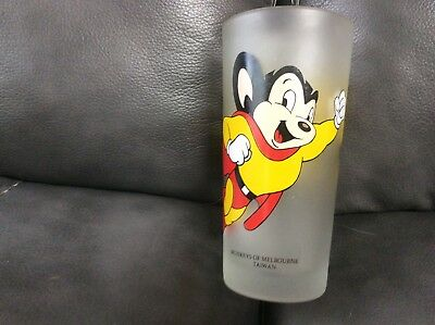 Mighty Mouse Glass