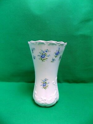 Queens China Forget me not Vase