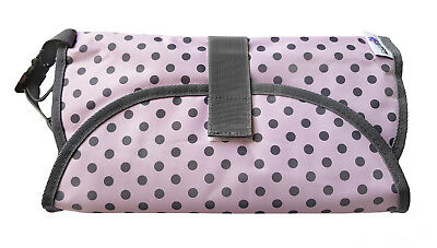 NEW Pink Spots Change Mat, 3 in 1 Multi-use, Waterproof, Soft & Easy To Clean