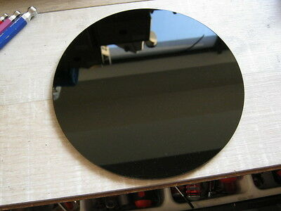 180mm black stage plate for nikon,leica stereo microscope