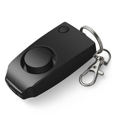 Anti Rape Device Alarm Loud Alert Attack Panic Keychain Safety Personal Security