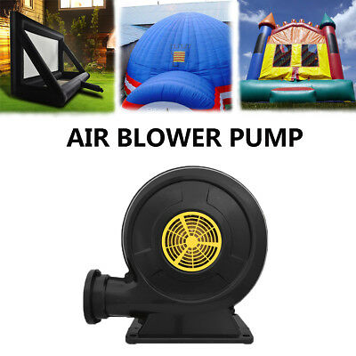 370W Electric Air Fan Blower Pump Inflatable Screen Jump Castles Tent Industrial