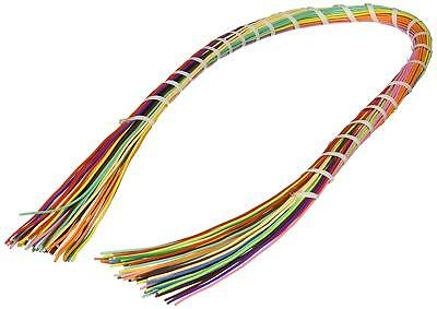 Assorted Color 125 ft Pack of 50 Craft Sculpture Wire New Version