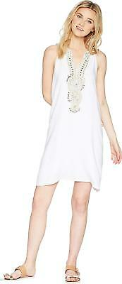 44985511d76deb LILLY PULITZER WOMEN'S Valli Soft Shift Dress Resort White Small ...