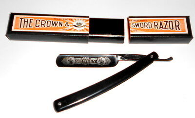 Ancien Coupe-Choux The Crown & Sword Razor Solingen Made In Germany