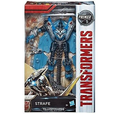 Transformers The Last Knight Premier Edition Strafe
